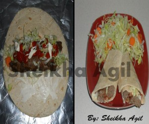 Kabab wraps