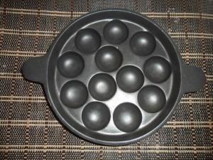 Pan for Vitumbua