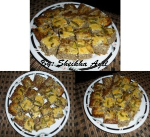 Kabab-squares