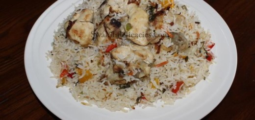 chicken-n-veggie-rice